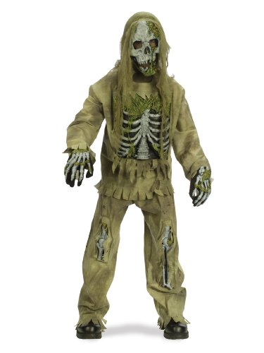 Skeleton Kids Zombie Costume