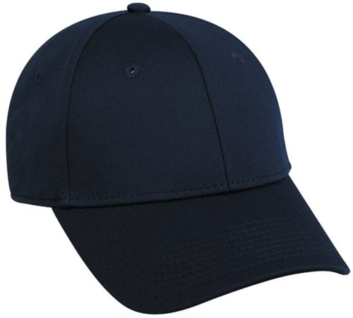 New Fit All Flex Fit Hat Cap - (8 Different Colors) One Size Fits All, Black