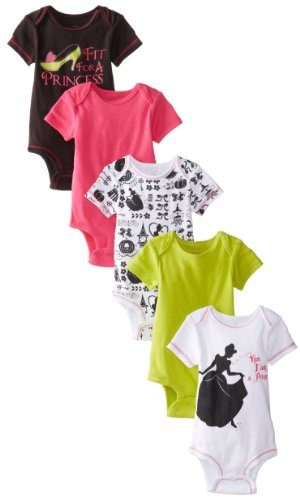 Solid Color Baby Onesies front-1034107
