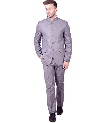 Lee Marc Regular Fit Mens Blazer (LEEMARCBLA1010_46)  available at amazon for Rs.2100
