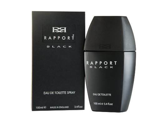 Eden Classics, Rapport Black, Eau de Toilette spray da uomo, 100 ml