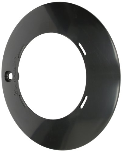 Hayward Lqbuy1000 Black Configurable Spa Light Trim Ring Replacement For Hayward Universal Colorlogic Or Crystalogic Led Light Fixture