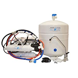 Tap Master TMAFC Artesian Full Contact Reverse Osmosis Under Counter Water Filtration System, White