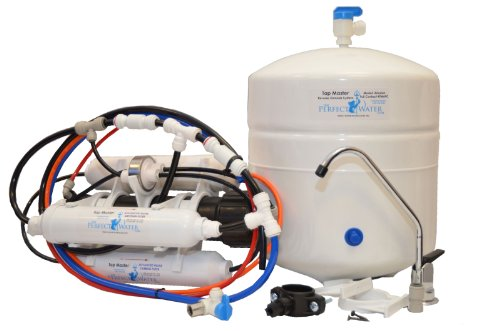 Buy Discount Tap Master TMAFC Artesian Full Contact Reverse Osmosis Under Counter Water Filtration S...