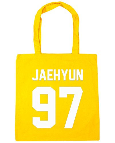 hippowarehouse-jaehyun-97-printed-on-the-back-tote-shopping-gym-beach-bag-42cm-x38cm-10-litres