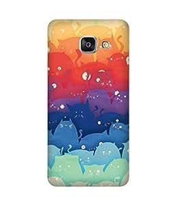 Mew Samsung Galaxy A3 Case