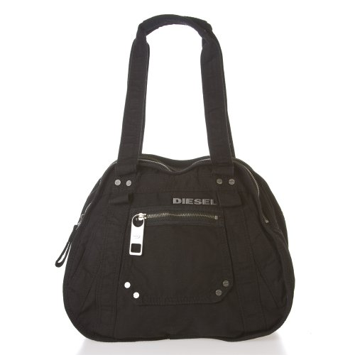 Diesel X Ray &#8216;Darling&#8217; Women&#8217;s Shoulder Bag, Color Black