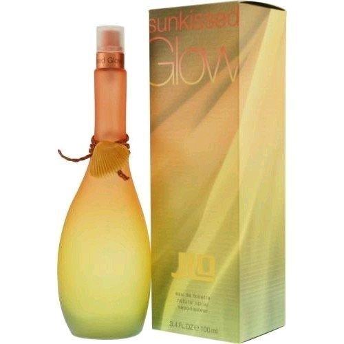 Juiciest offer on     Sunkissed Glow perfume free shipping: Sunkissed Glow by J.Lo, 3.4 oz Eau De Toilette Spray for women