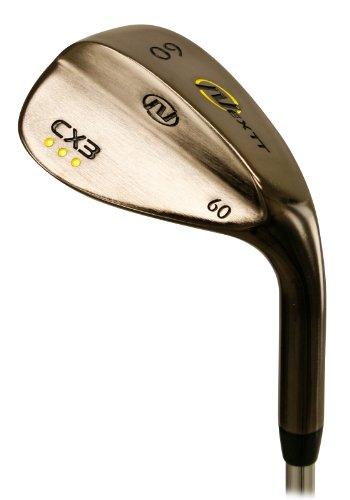 Nextt Golf Men'S Cx3 Wedges Black Chrome (Right Hand, 60 Degrees)