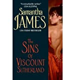 The Sins of Viscount Sutherland (0061765546) by James, Samantha