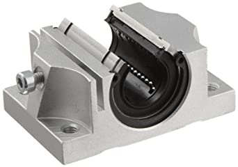 Linear Motion 16 mm Slide Unit, Open Type, Metric