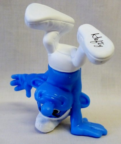 McDonalds - The Smurfs 2 2013 Happy Meal Toy - Hefty #7 - 1