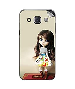 SKIN STICKER FOR SAMSUNG GALAXY E7 BY instyler