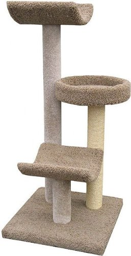 Molly and friends for Design your own cat tree