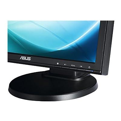 """ASUS VB199T 19"""" SXGA 1280x1024 IPS DVI VGA Back-lit LED Monitor"""