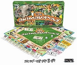 Wild-Animal-Opoly (Oversized)