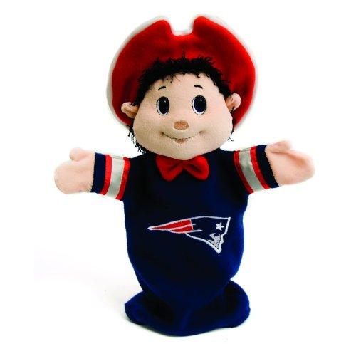 New England Patriots Mascot Hand Puppet - 1