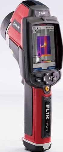 Flir i50 Thermal Imaging InfraRed Camera with Laser - Flir - FL-I50 - ISBN: B002VKBPHY - ISBN-13: 0845188001261