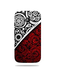 alDivo Premium Quality Printed Mobile Back Cover For Moto E 2nd Generation / Moto E 2nd Generation Back Case Cover (MKD174)