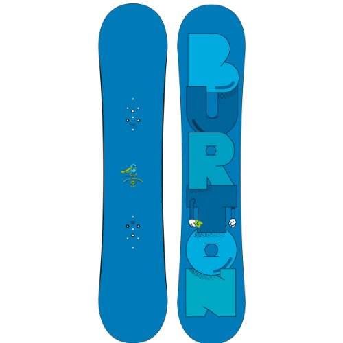 Kinder Freestyle Snowboard Burton Super Hero Smalls 142 2013 Youth