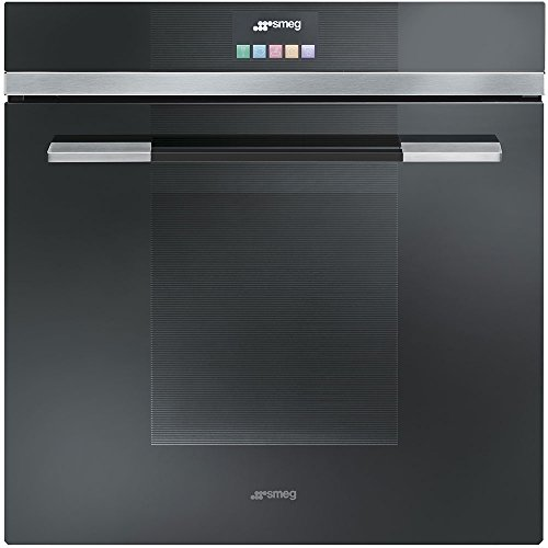 Smeg Linea SFP140NE Built In Oven Pyrolitic Multifunction 60cm Black