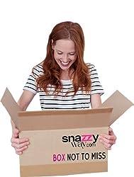 Snazzyway lingerie surprise subscription box- June 2016