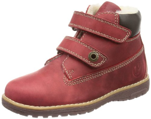 Primigi Baby ASPY 1 First Walking Shoes Red Rot (ROSSO ASPY 1) Size: 21
