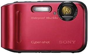 Sony DSC-TF1R.CE3 Appareil Photo Numérique 16 Mpix 4x Rouge