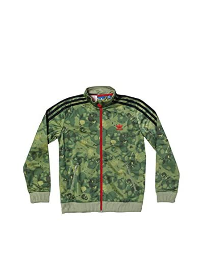 adidas Chaqueta J Fun Fb Tt Multicolor