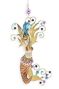 Pilgrim Imports Mermaid Rising Fair Trade Ornament