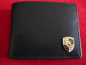 Porsche Bi-Fold Leather Wallet