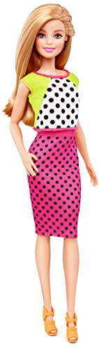 Barbie DGY62 - Fashionistas 2016 Abito a Pois
