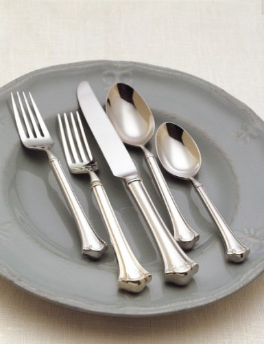 Buy REED & BARTON STAINLESS MANOR HOUSE 0486 5 PIECE FLATWARE PLACE SETTINGS