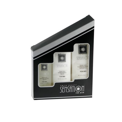 Swisa Beauty Spa Men Kit, 12.5-Package