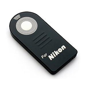 Amazon.com : New Wireless ML-N Infrared Remote Control for Nikon D40