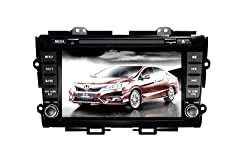 See AupTech 2013 2014 Honda Crider DVD Player Android System GPS Navigation Radio Stereo Video 2-Din HD Screen With Bluetooth,Wifi,3G,Build in Analog TV and Steering Wheel Control Details