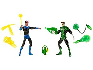 DC Universe Classics Exclusive Action Figure 2Pack Hal Jordan Vs. Thaal Sinestro