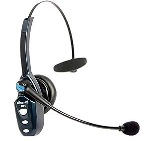 VXI B250-XT Blue Parrot Roadwarrior Bluetooth Headset w/ Home & Car Charger