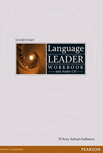Language Leader Elementary Workbook without Key and Audio CD Pack