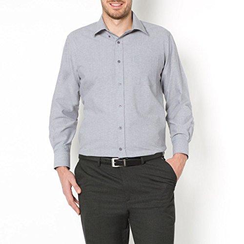 Castaluna For Men Uomo Camicia Oxford A Maniche Lunghe Misura 3 4950