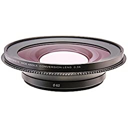 Raynox MX-3062 0.3x Semi-Fisheye ultra Wide-angle Converter Lens