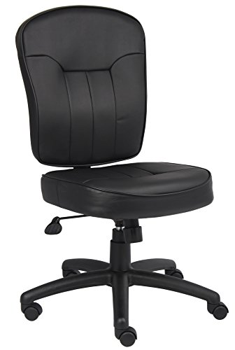 boss-leather-adjustable-task-chair-without-arms-black