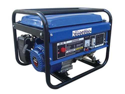 Best Deals on Blue Max GEN 4000 4,000 Watt 6.5 HP OHV Gas Powered Generator