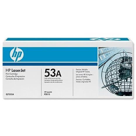 Hewlett Packard Toner N°53A Q7553A noir (3 000 copies)