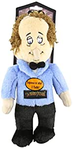 Multipet Larry from the Three Stooges Talking Dog Toy