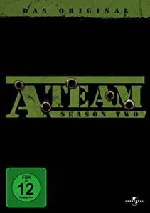 A-Team - Season Two [6 DVDs]