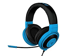 Razer Kraken Pro Neon Gaming Headset  blau