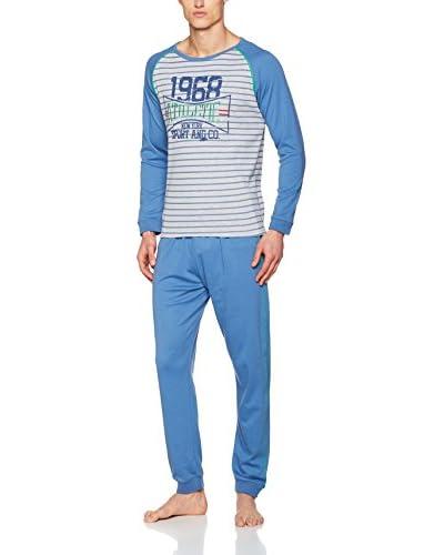 KinaNit Pijama Azul