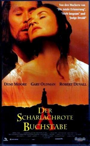 The Scarlet Letter [VHS] [Import]