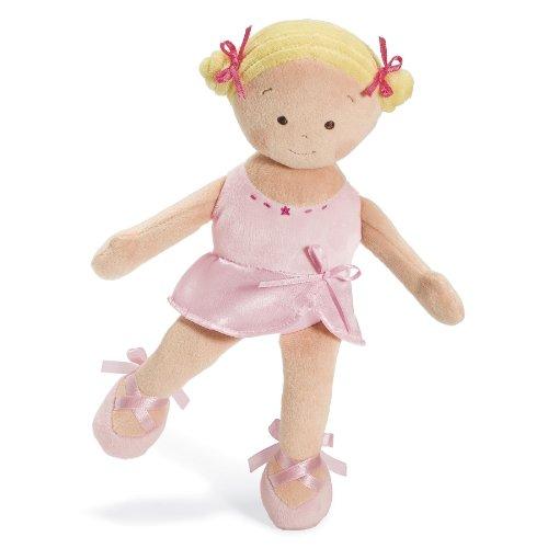North American Bear Company Little Princess Ballerina Blonde